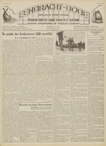 Eendrachtbode (1945-heden)/Mededeelingenblad voor het eiland Tholen (1944/45) 1951