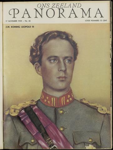 Ons Zeeland / Zeeuwsche editie 1938-11-17