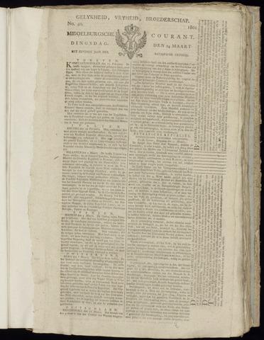 Middelburgsche Courant 1801-03-24
