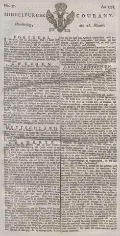 Middelburgsche Courant 1778-03-26