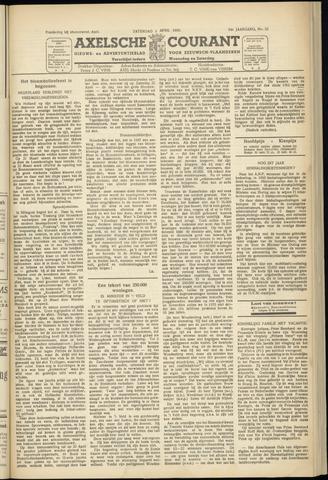 Axelsche Courant 1950-04-01