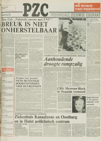 Provinciale Zeeuwse Courant 1976-07-10