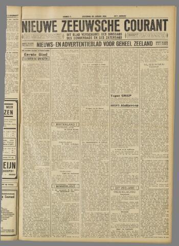 Nieuwe Zeeuwsche Courant 1933-01-28