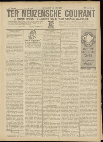 Ter Neuzensche Courant. Algemeen Nieuws- en Advertentieblad voor Zeeuwsch-Vlaanderen / Neuzensche Courant ... (idem) / (Algemeen) nieuws en advertentieblad voor Zeeuwsch-Vlaanderen 1937-05-19
