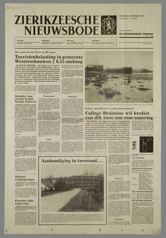 Zierikzeesche Nieuwsbode 1988-10-25