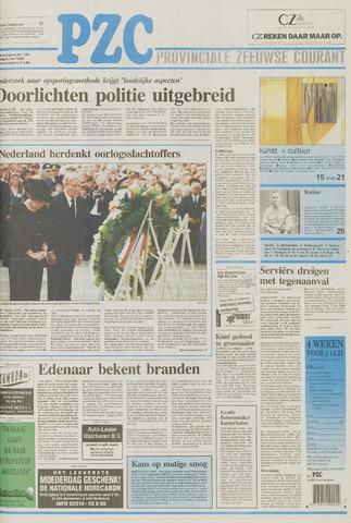 Provinciale Zeeuwse Courant 1995-05-05