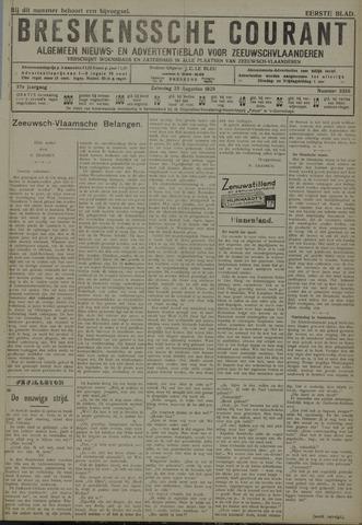 Breskensche Courant 1928-08-25