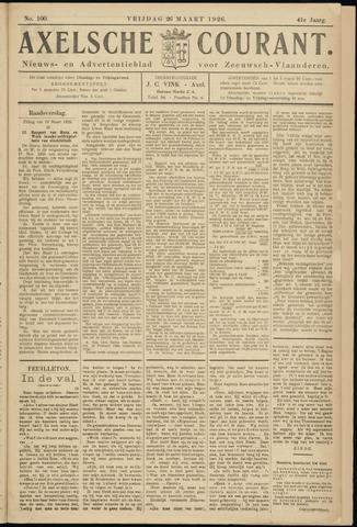 Axelsche Courant 1926-03-26