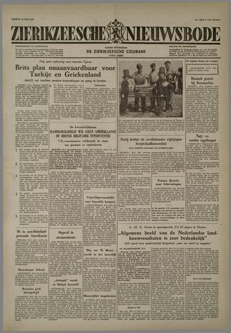 Zierikzeesche Nieuwsbode 1958-06-20