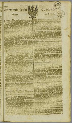Middelburgsche Courant 1817-01-18