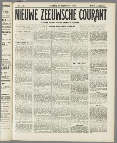 Nieuwe Zeeuwsche Courant 1907-09-21