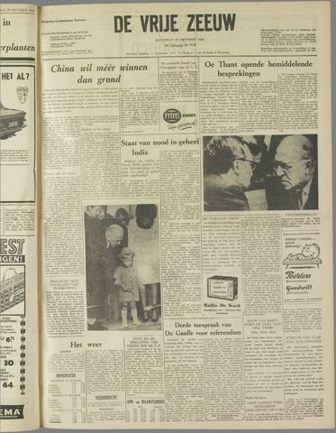 de Vrije Zeeuw 1962-10-27