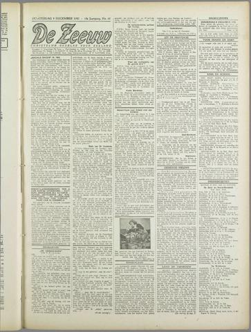De Zeeuw. Christelijk-historisch nieuwsblad voor Zeeland 1943-12-09