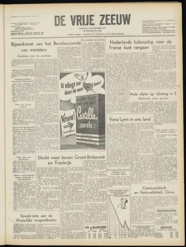 de Vrije Zeeuw 1954-12-10