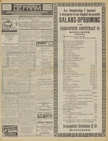 de Faam en de Faam/de Vlissinger 1932