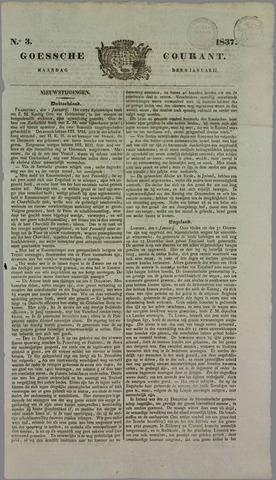Goessche Courant 1837-01-09