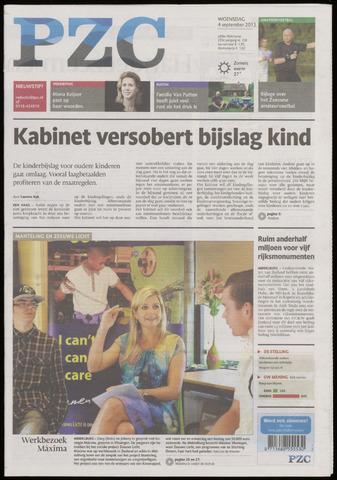 Provinciale Zeeuwse Courant 2013-09-04