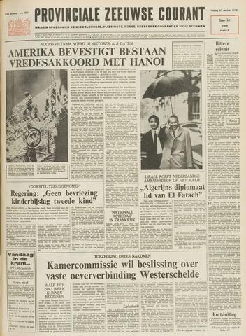 Provinciale Zeeuwse Courant 1972-10-27