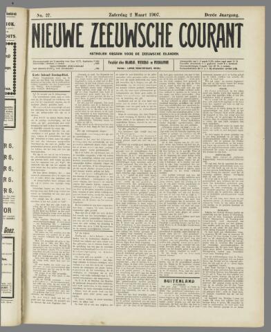 Nieuwe Zeeuwsche Courant 1907-03-02