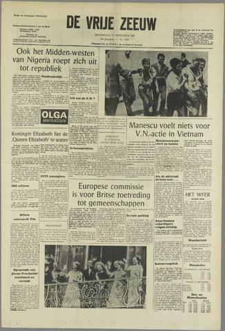 de Vrije Zeeuw 1967-09-21