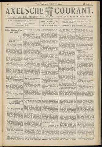 Axelsche Courant 1940-08-30