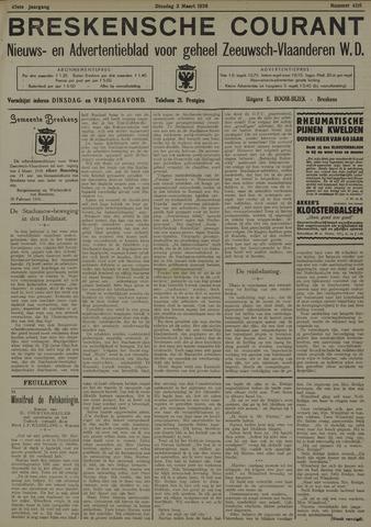 Breskensche Courant 1936-03-03
