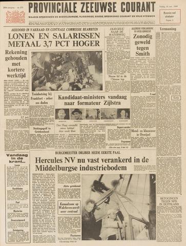 Provinciale Zeeuwse Courant 1966-11-18