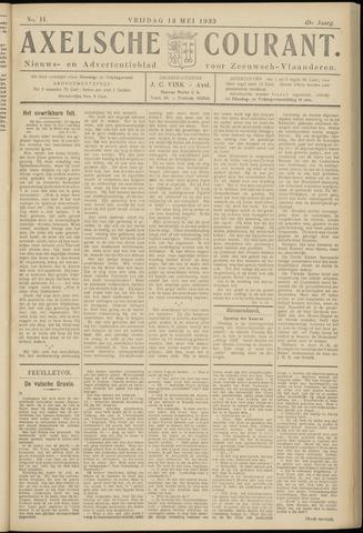 Axelsche Courant 1933-05-12