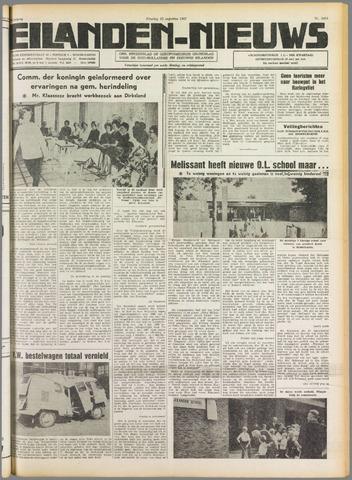 Eilanden-nieuws. Christelijk streekblad op gereformeerde grondslag 1967-08-22