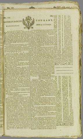 Middelburgsche Courant 1807-10-22