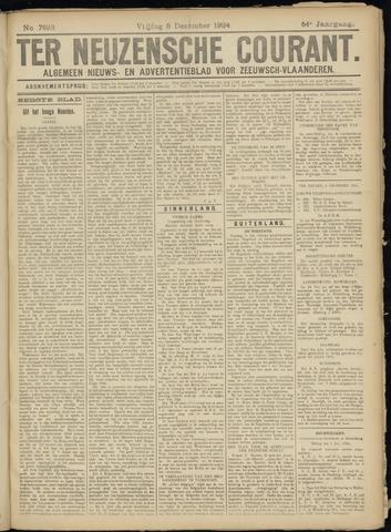 Ter Neuzensche Courant. Algemeen Nieuws- en Advertentieblad voor Zeeuwsch-Vlaanderen / Neuzensche Courant ... (idem) / (Algemeen) nieuws en advertentieblad voor Zeeuwsch-Vlaanderen 1924-12-05