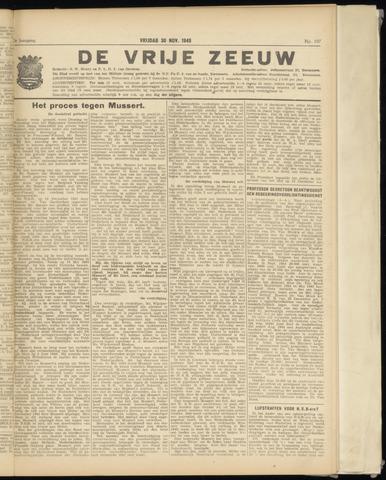 de Vrije Zeeuw 1945-11-30