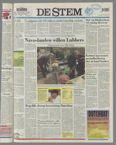 de Stem 1995-10-31