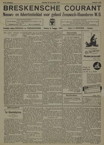 Breskensche Courant 1937-11-30