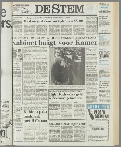 de Stem 1984-10-12