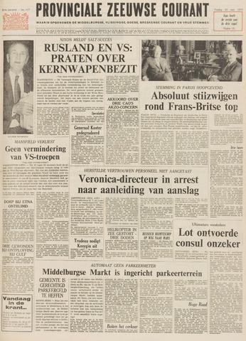 Provinciale Zeeuwse Courant 1971-05-21