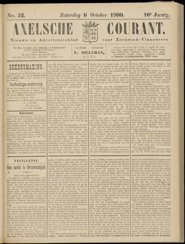 Axelsche Courant 1900-10-06