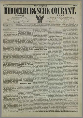 Middelburgsche Courant 1893-04-01