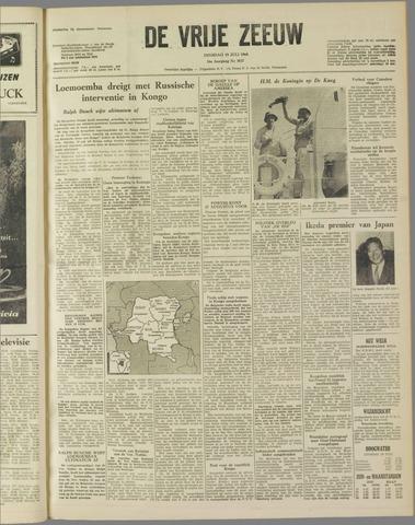 de Vrije Zeeuw 1960-07-19