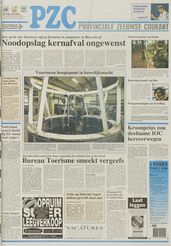 Provinciale Zeeuwse Courant 1999-01-22