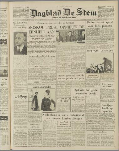de Stem 1957-01-08
