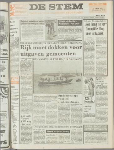 de Stem 1978-04-01