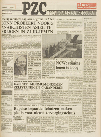 Provinciale Zeeuwse Courant 1975-03-04