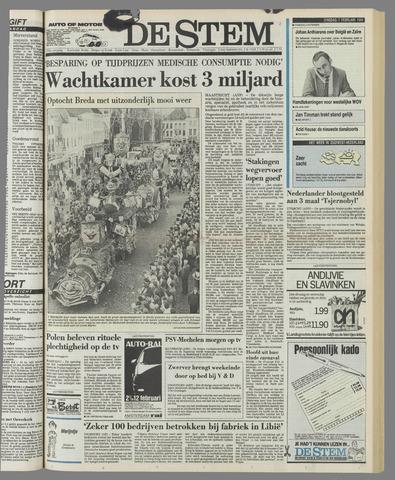 de Stem 1989-02-07