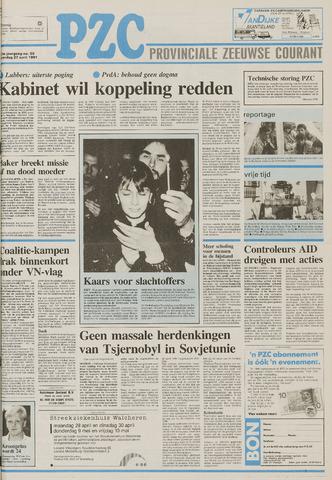 Provinciale Zeeuwse Courant 1991-04-27