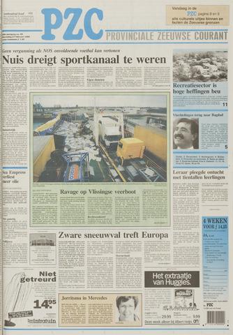 Provinciale Zeeuwse Courant 1996-02-21
