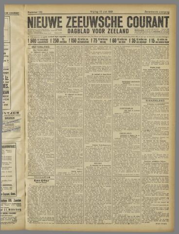 Nieuwe Zeeuwsche Courant 1921-07-15