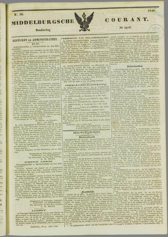 Middelburgsche Courant 1846-04-30