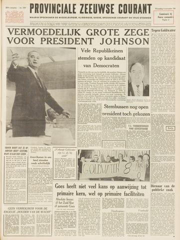 Provinciale Zeeuwse Courant 1964-11-04
