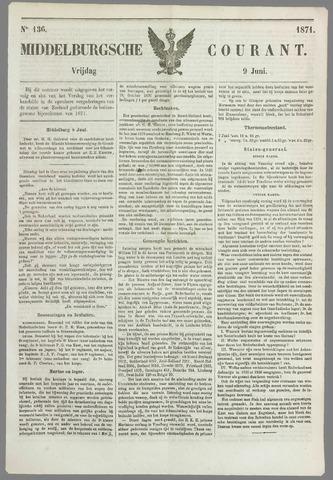 Middelburgsche Courant 1871-06-09